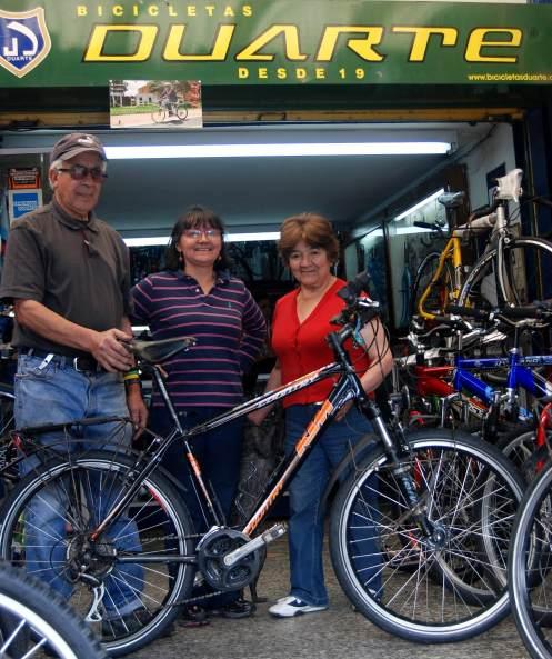 Bicicletería Duarte