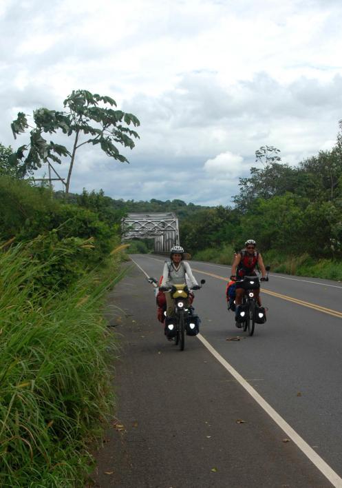 Devorando kilómetros por la Interamericana