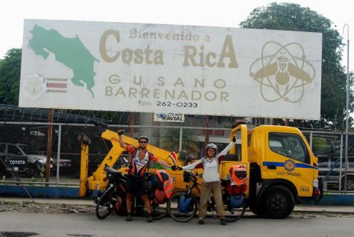 Bienvenidos a Costa Rica!!!