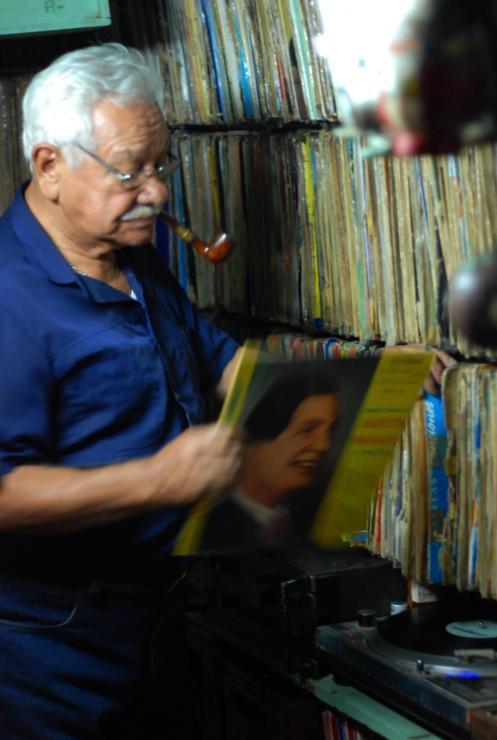 don Olmedo y su riqueza musical