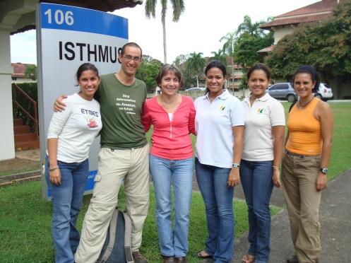 Isthmus, Panamá