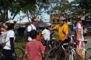 Antonio Alvarez Desanti y el grupo Aconvivir  nos acompaño en la ultimaetapa