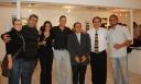 Nos acompañaron los pintores costarricenses Fabio Herrera, Mario Mafioli, Rafael Chamorro así como Paulina Segura y Gustavo Valle deFotoclub